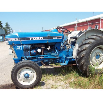 Ford 3510 Tractor